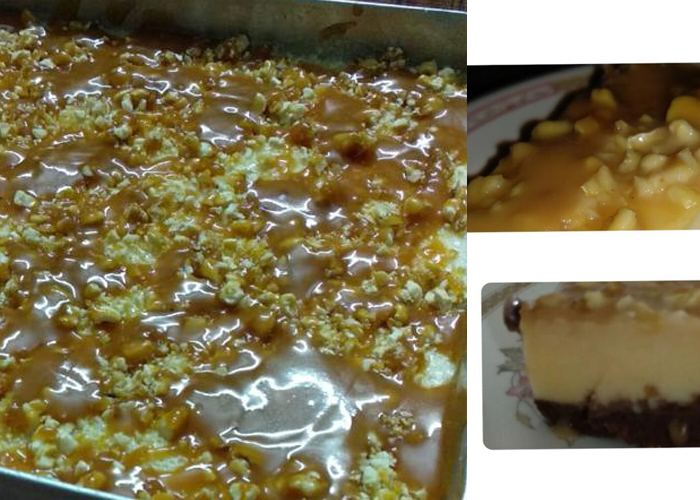 3-Layer Butterscotch Pudding