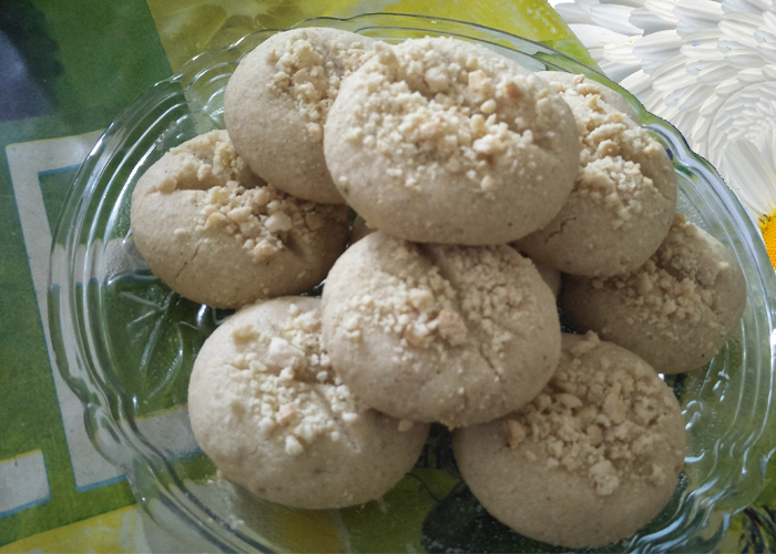 Nankhatai - Cooking Revived