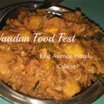 Naadan Food Fest - East Avenue Hotels