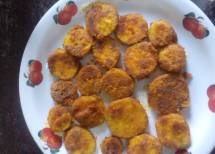 Sweet Potato Fry - Cooking Revived