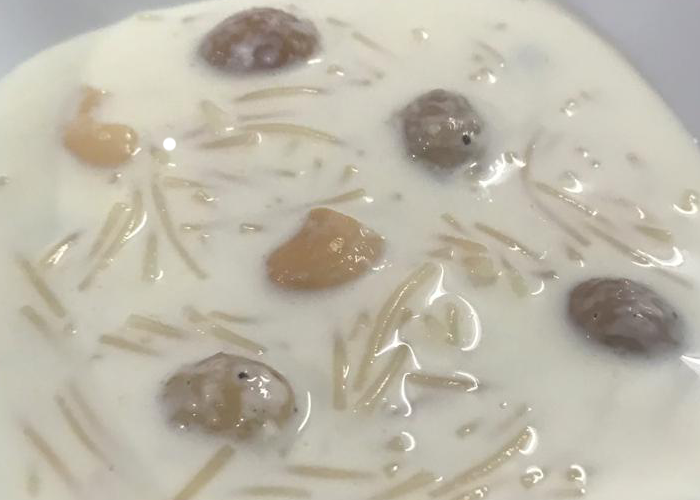 Vermicelli Payasam or Vermicelli Kheer - CookingRevived
