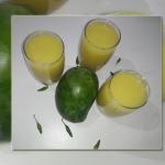 Chilli Raw Mango Juice