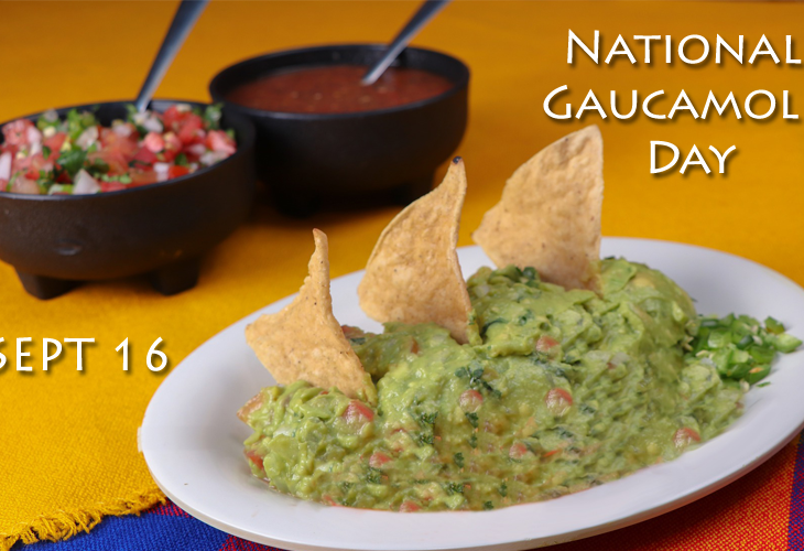 National Gaucamole Day - Cooking Revived