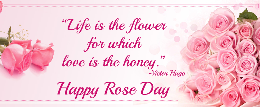 Happy Rose Day - Cooking Revived